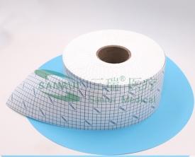普通水刺布胶带卷材