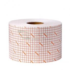 橙色网格无纺布卷材