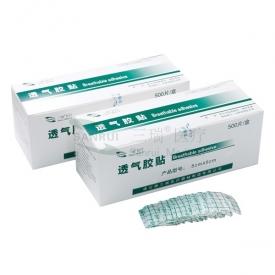 透气胶贴(绿色防水PU)